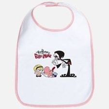 The Grim Adventures Bib