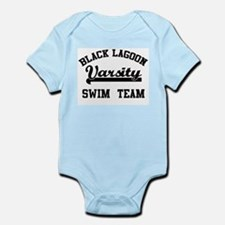 Black Lagoon Infant Bodysuit