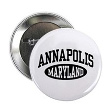 """Annapolis Maryland 2.25"""" Button"""