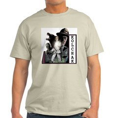 Kolchak Terror Ash Grey T-Shirt