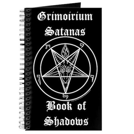 "Book of Shadows ""Grimoirium Satanas"" Jou"