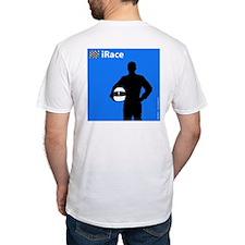 iRace Blue Race Driver Shirt
