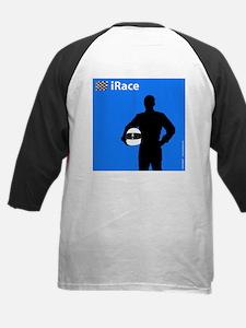 iRace Blue Race Driver Tee