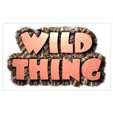 Wild Thing 1 Poster