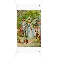 Fairy Prince and Princess Banner
