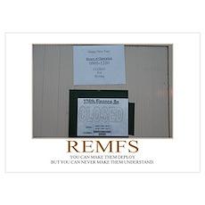 REMFS Motivational Poster