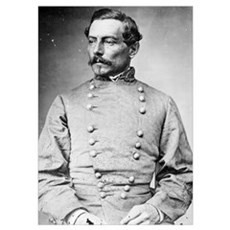 Confederate General Pierre Beauregard Poster