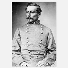 Confederate General Pierre Beauregard