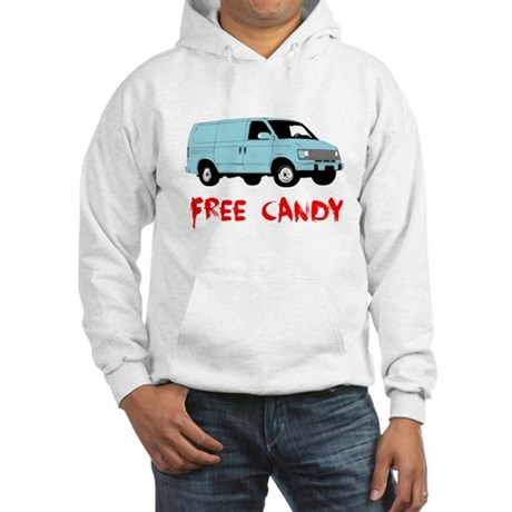 Free Candy Hooded Sweatshirt