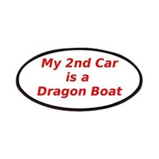 My 2nd Car is a Dragon Boat Patches
