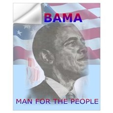 Obama Wall Decal