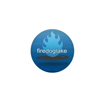 Firedoglake Mini Button (100 pack)