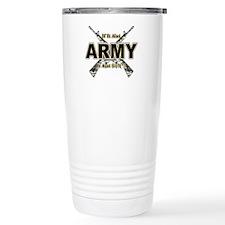 US Army If It Aint Army Travel Coffee Mug