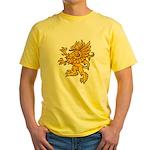 Gryphon Yellow T-Shirt