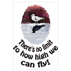 jonathan Seagull Poster