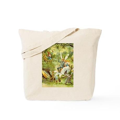 Fairy Prince and Princess Tote Bag