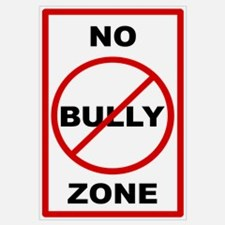 No Bully Zone Anti-Bullying