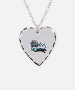 ABH Padre Island Necklace Heart Charm