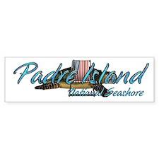 ABH Padre Island Bumper Sticker