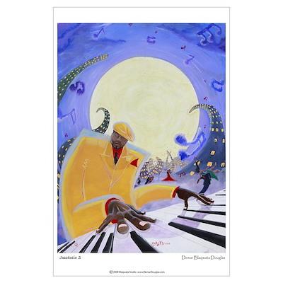 Jazztasia 2 Poster