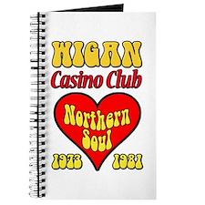 Wigan Casino Club Northern Soul 1973-1981 Journal