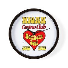 Wigan Casino Club Northern Soul 1973-1981 Wall Clo