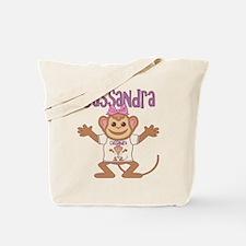Little Monkey Cassandra Tote Bag