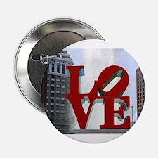 """Love Park 2.25"""" Button"""