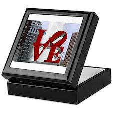 Love Park Keepsake Box