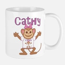 Little Monkey Cathy Mug