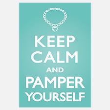 Keep Calm Pamper