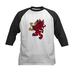 Red Gryphon Tee