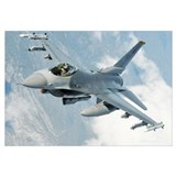 Air force Wrapped Canvas Art