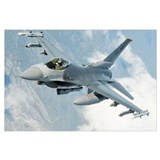 F16 Wrapped Canvas Art
