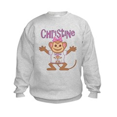 Little Monkey Christine Sweatshirt