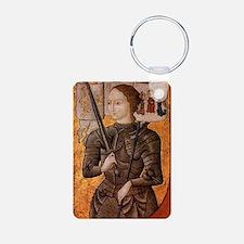 Joan of Arc Keychains