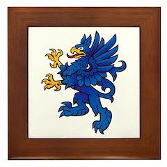 Gryphon Framed Tile