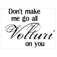Volturi Poster