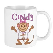 Little Monkey Cindy Mug