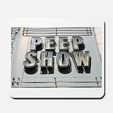 Peep Show Mousepad