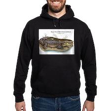 Saltwater Crocodile Hoodie