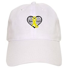 Suicide Prevention Awareness Baseball Cap