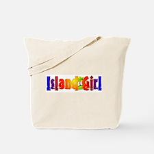 Island Girl Tote Bag