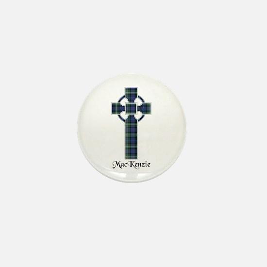 Cross-MacKenzie Mini Button