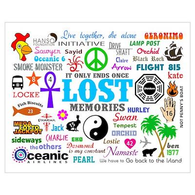 LOST V3 Poster