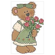 Cute bears Poster