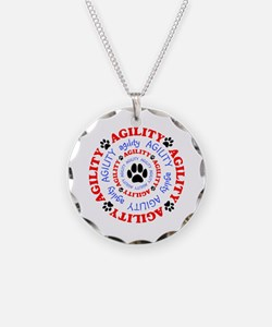 Agility Circle Necklace