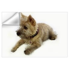 Cairn Terrier Puppy Wall Decal