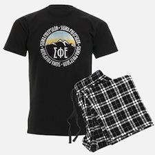 Sigma Phi Epsilon Sunset Pajamas