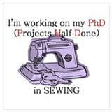 Sewing Posters
